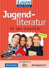 """Susanne Krones, Redaktion: """"Jugendliteratur für den Unterricht"""" (dtv, Oetinger, Ravensburger und Praxis Deutsch)"""